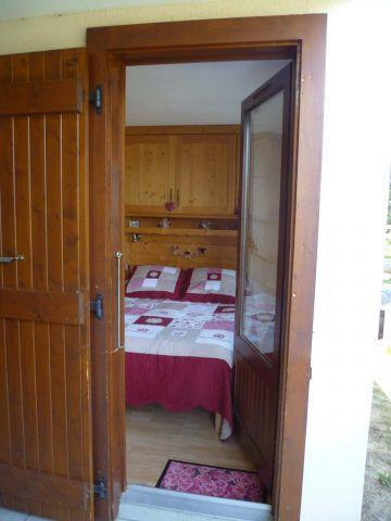 Rent in ski resort 2 room apartment sleeping corner 5 people (004) - Résidence les Sorbiers - Châtel