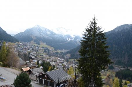 Rent in ski resort 2 room apartment 4 people (007) - Résidence les Sorbiers - Châtel