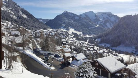 Rent in ski resort 3 room apartment 6 people (009) - Résidence les Sorbiers - Châtel