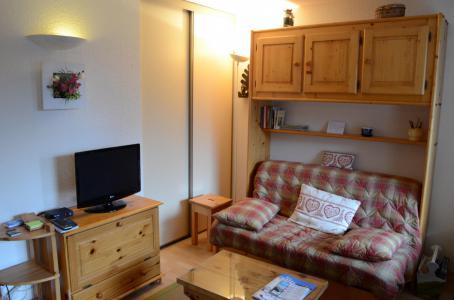 Location au ski Appartement 2 pièces 4 personnes (007) - Résidence les Sorbiers - Châtel - Banquette