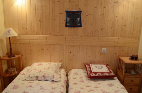 Location au ski Appartement 2 pièces 4 personnes (007) - Résidence les Sorbiers - Châtel - Chambre