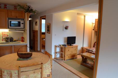 Location au ski Appartement 2 pièces 4 personnes (007) - Résidence les Sorbiers - Châtel - Séjour