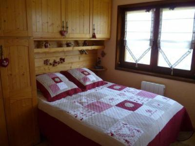 Location au ski Appartement 2 pièces coin montagne 5 personnes (004) - Résidence les Sorbiers - Châtel - Chambre