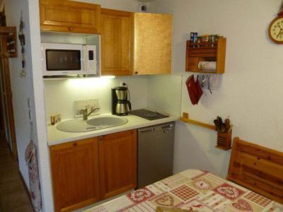 Location au ski Appartement 2 pièces coin montagne 5 personnes (004) - Résidence les Sorbiers - Châtel - Kitchenette