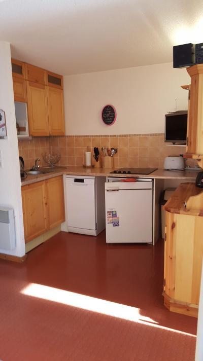 Location au ski Appartement 3 pièces 6 personnes (009) - Résidence les Sorbiers - Châtel - Kitchenette