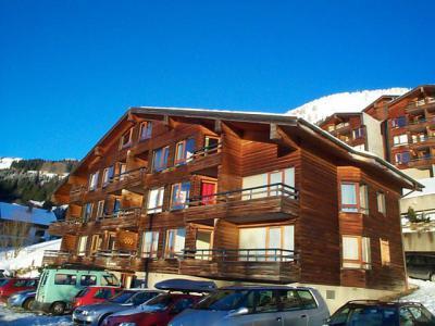 Ski en famille Résidence les Tartifles