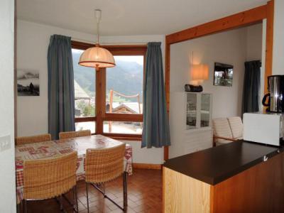 Location au ski Appartement 2 pièces mezzanine 4 personnes (8) - Résidence les Tartifles - Châtel - Séjour