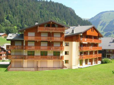 Location au ski Résidence les Violettes - Châtel