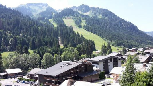 Rent in ski resort 2 room mezzanine apartment 5 people (15B) - Résidence les Voinettes - Châtel