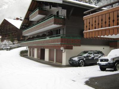 Rent in ski resort Studio cabin 4 people (28A) - Résidence les Voinettes - Châtel