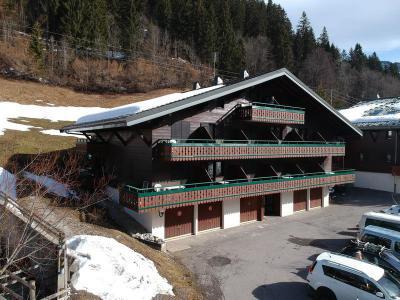 Rent in ski resort Studio 4 people (25A) - Résidence les Voinettes - Châtel