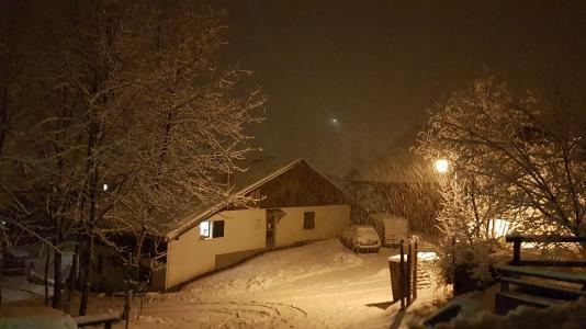 Location au ski Studio 4 personnes (25A) - Résidence les Voinettes - Châtel