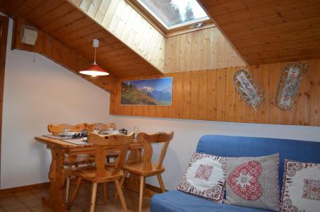 Location au ski Studio mezzanine 4 personnes (13B) - Résidence les Voinettes - Châtel