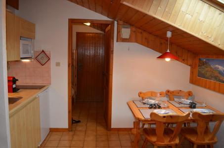 Rent in ski resort Studio mezzanine 4 people (13B) - Résidence les Voinettes - Châtel