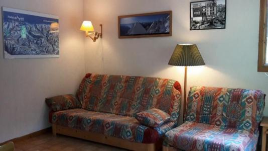 Location au ski Studio cabine 4 personnes (06B) - Résidence les Voinettes - Châtel - Canapé-lit
