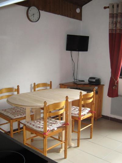 Location au ski Studio cabine 4 personnes (28A) - Résidence les Voinettes - Châtel - Coin repas