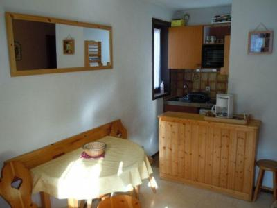 Rent in ski resort Studio sleeping corner 3 people (26A) - Résidence les Voinettes - Châtel - Kitchenette