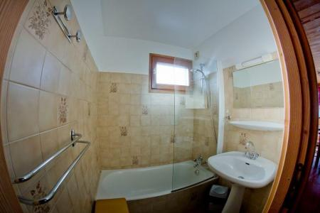 Rent in ski resort 3 room apartment 7 people (CAN004) - Résidence Lou Candres - Châtel - Bathroom