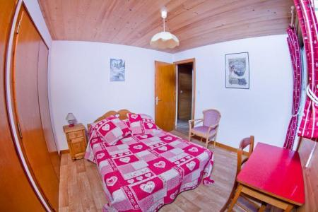 Rent in ski resort 3 room apartment 7 people (CAN004) - Résidence Lou Candres - Châtel - Bedroom