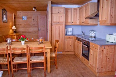 Rent in ski resort 3 room apartment 7 people (CAN004) - Résidence Lou Candres - Châtel - Kitchenette