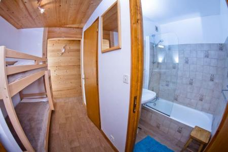 Rent in ski resort 3 room apartment 7 people (CAN004) - Résidence Lou Candres - Châtel - Sleeping area