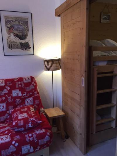 Rent in ski resort Studio sleeping corner 3 people (CAN001) - Résidence Lou Candres - Châtel