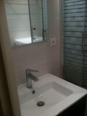 Rent in ski resort 2 room apartment sleeping corner 4 people (PNG004B) - Résidence Perce Neige - Châtel - Bathroom