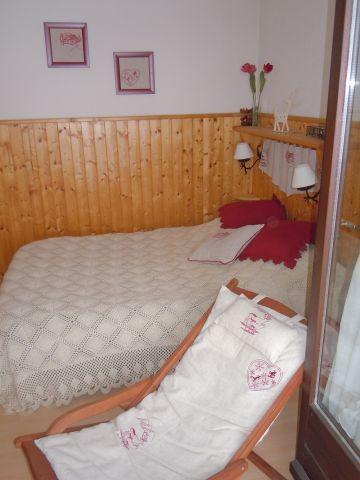 Rent in ski resort 2 room apartment sleeping corner 4 people (PNG004B) - Résidence Perce Neige - Châtel - Bedroom