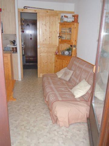Rent in ski resort 2 room apartment sleeping corner 4 people (PNG004B) - Résidence Perce Neige - Châtel - Settee