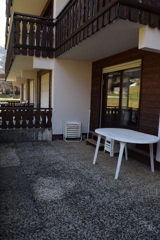 Rent in ski resort 2 room apartment sleeping corner 4 people (PNG007B) - Résidence Perce Neige - Châtel - Apartment
