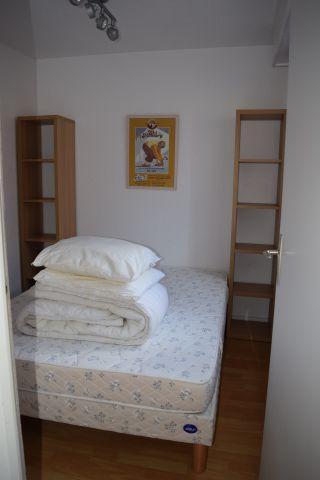Rent in ski resort 2 room apartment sleeping corner 4 people (PNG007B) - Résidence Perce Neige - Châtel - Bedroom