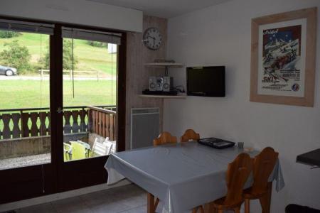 Rent in ski resort 2 room apartment sleeping corner 4 people (PNG007B) - Résidence Perce Neige - Châtel - Dining area