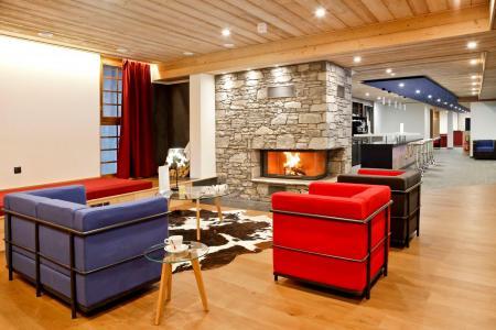 Rent in ski resort Résidence Prestige les Fermes de Châtel - Châtel - Reception