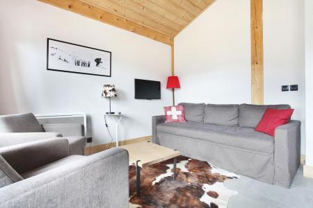 Rent in ski resort Résidence Prestige les Fermes de Châtel - Châtel - Bed-settee