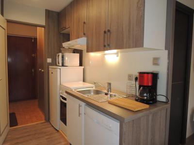 Location au ski Studio cabine 4 personnes (8) - Résidence Solarium - Châtel - Kitchenette