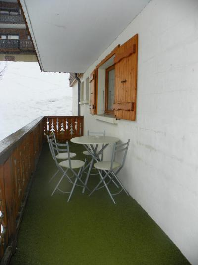 Rent in ski resort 3 room apartment 6 people (SQ004) - Résidence Squaw Valley - Châtel - Apartment