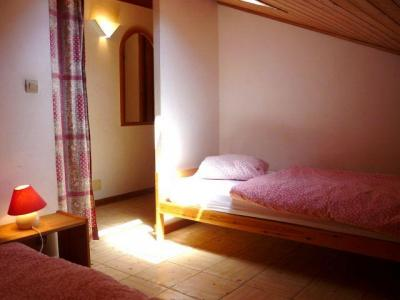 Rent in ski resort 4 room apartment 10 people (SQU009) - Résidence Squaw Valley - Châtel - Single bed
