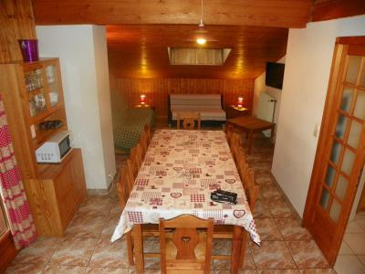 Rent in ski resort 4 room apartment 9 people (SQU010) - Résidence Squaw Valley - Châtel - Apartment