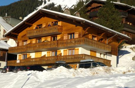 Rent in ski resort Résidence Squaw Valley - Châtel