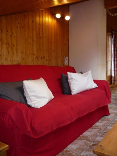 Rent in ski resort 4 room apartment 10 people (SQU009) - Résidence Squaw Valley - Châtel
