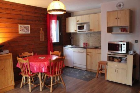 Rent in ski resort 2 room apartment sleeping corner 4 people (YT4052) - Résidence Yéti - Châtel - Kitchenette