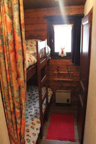 Rent in ski resort 2 room apartment sleeping corner 4 people (YT4052) - Résidence Yéti - Châtel - Sleeping area