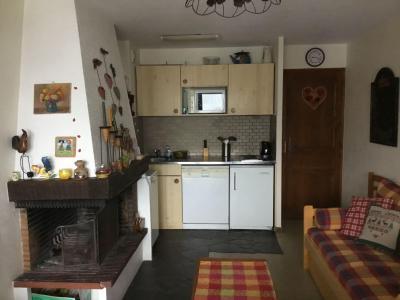 Rent in ski resort 3 room duplex apartment 6 people (YT4065) - Résidence Yéti - Châtel - Kitchenette