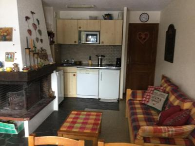 Rent in ski resort 3 room duplex apartment 6 people (YT4065) - Résidence Yéti - Châtel - Living room