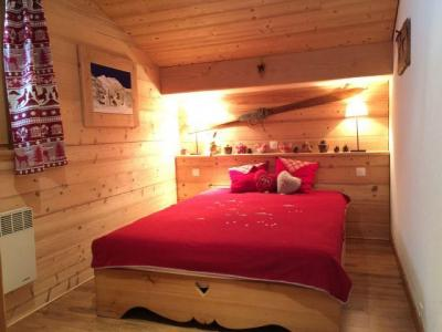 Rent in ski resort 3 room duplex apartment 6 people (YT4068) - Résidence Yéti - Châtel - Bedroom