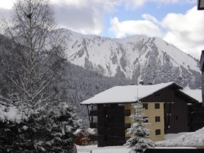 Rent in ski resort 2 room apartment 5 people (YT1070) - Résidence Yéti - Châtel - Winter outside