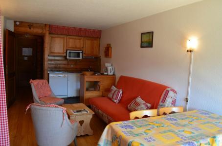 Rent in ski resort Studio cabin 4 people (YT2178) - Résidence Yéti - Châtel - Living room