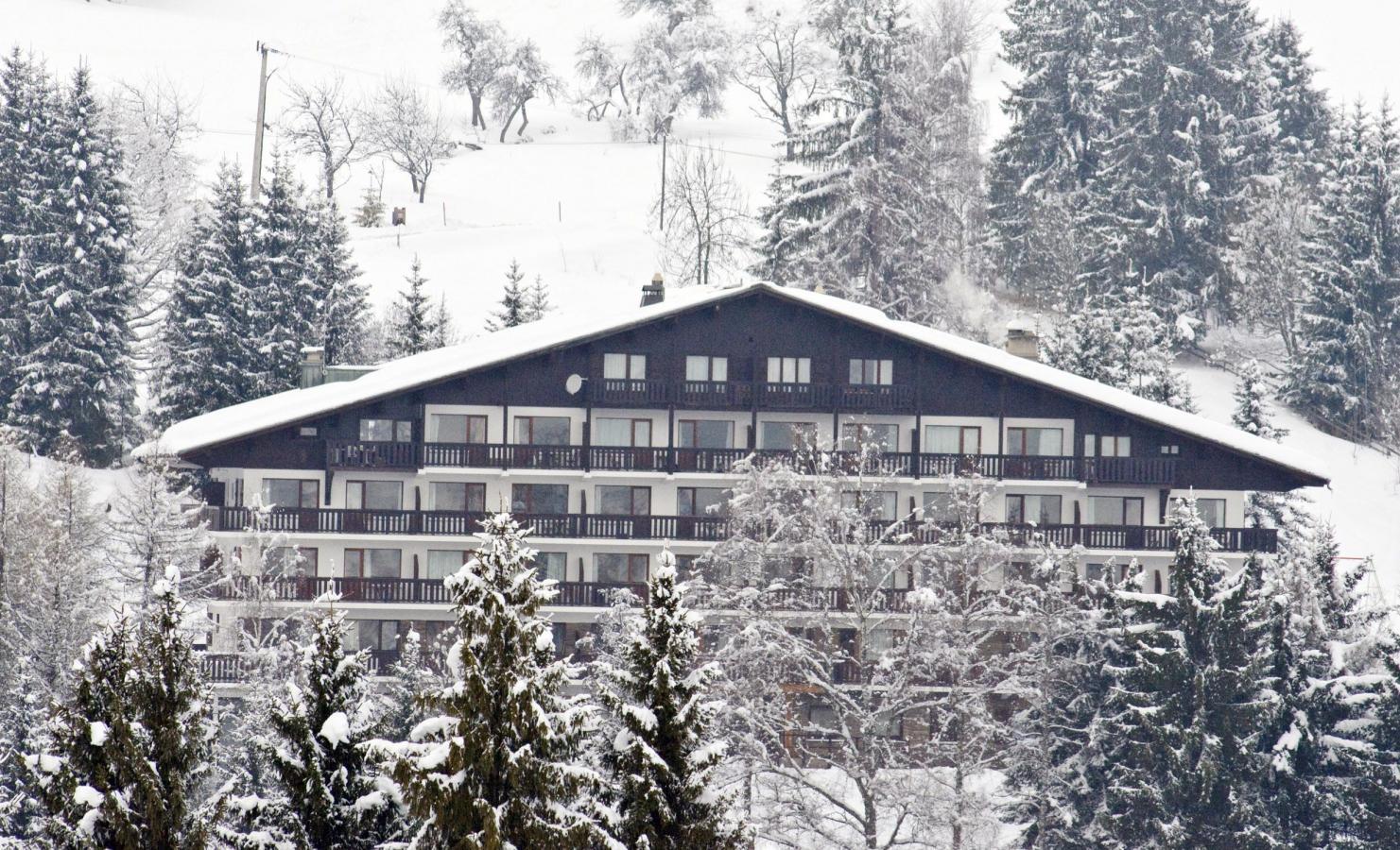 Studio 2 personnes combloux alpes du nord residence la - Office du tourisme combloux location ...