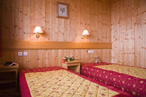 Location au ski Appartement 2 pièces 4 personnes (Aravis) - Residence La Grande Cordee - Combloux - Chambre