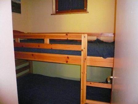 Аренда на лыжном курорте Апартаменты 3 комнат 6 чел. (291) - Résidence l'Ecrin des Glaciers - Daim - Combloux - Двухъярусные кровати